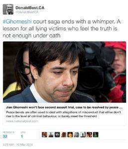Jian Ghomeshi Tweet 2