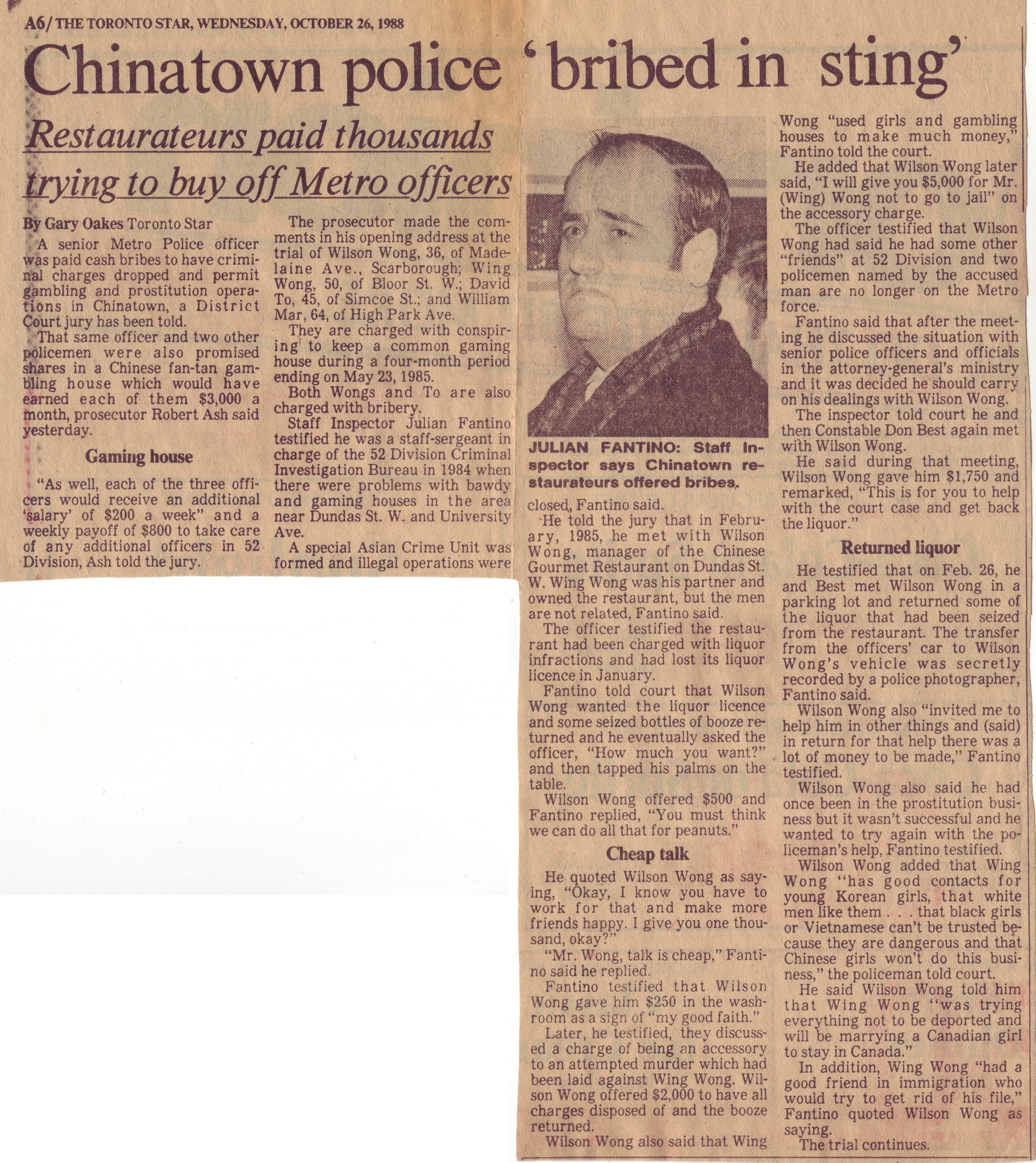 criminal profiler jim van allen ca 1988 wong trial sml private